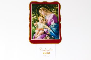 Madonna Bless this House 2022 Calendar.
