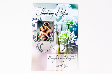 Thinking of you Card.