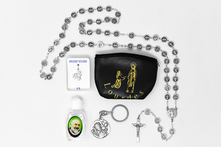 Mens catholic Christmas Gift Set.