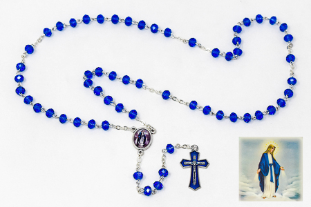 Miraculous Rosary Beads.