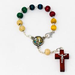 Missionary Car Rosary.