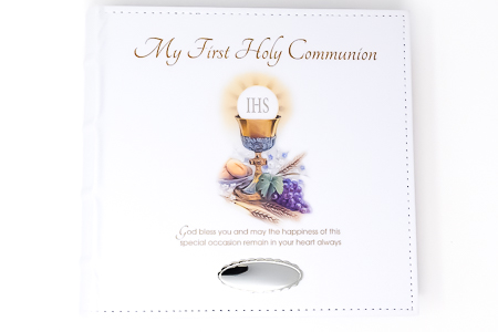 Chalice Communion Photo Album.