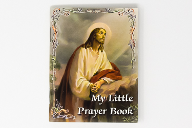 Pocket Size Prayer Book.