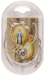 Necklet - Miraculous Medal.