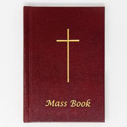 Mass Book.