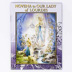 Lourdes Novena Book
