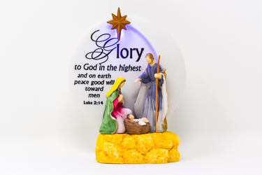 Round Nativity.