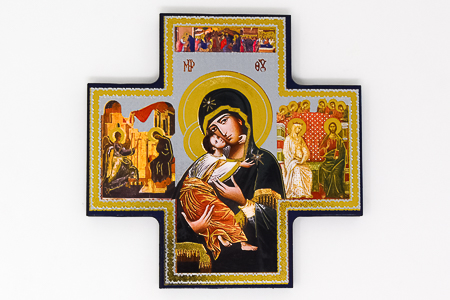 Our Lady Perpetual Help Wall Plaque