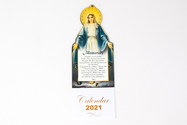 2021 Calendar Our Lady of Grace.