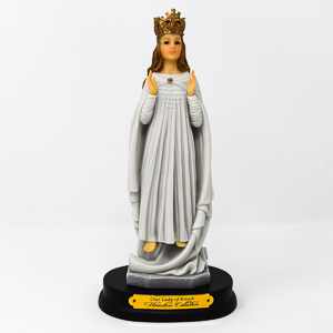 Our Lady of Knock Statue.
