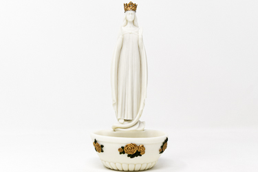 Our Lady of Knock Holy Water Font.