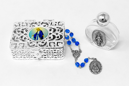 Our Lady of Sorrows Rosary Gift Set