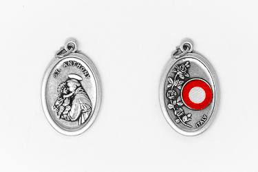 Saint Anthony Relic Medal.
