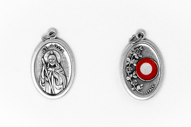 Saint Jude Relic Medal.
