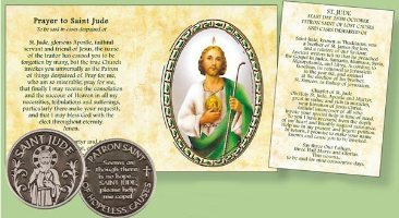 Pocket Token - Saint Jude