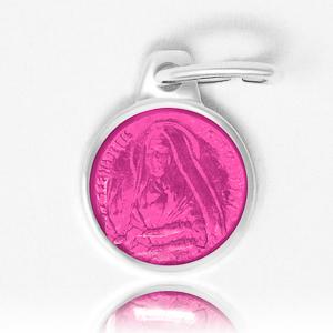Pink Bernadette Pendant.