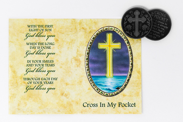 Pocket Token - Cross in My Pocket.