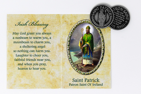 Pocket Token - Saint Patrick