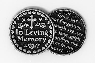 Pocket Token - in Loving Memory.