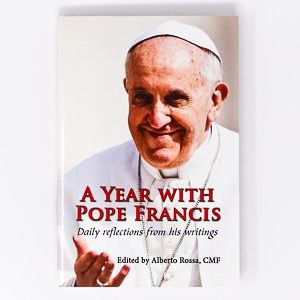 A Year with Pope Francis - Book