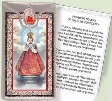 Powerful Novena of Childlike Confidence Prayer Card