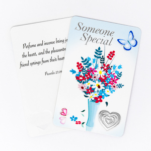 Someone Special Prayer Card.