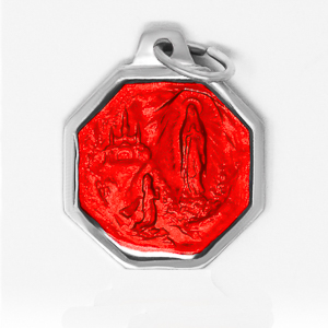 Red Apparition Medal.