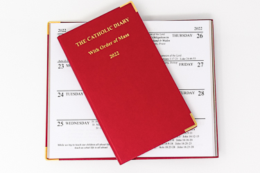 Catholic Diary 2022.