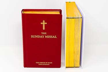 New Collins Sunday Missal.