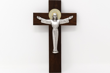 Standing Christ Crucifix.