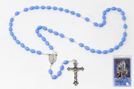 Rosary & Novena Book of Lourdes.