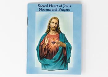 Sacred Heart of Jesus Novena & Prayers.