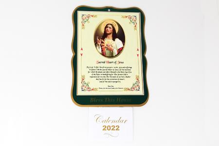 2022 Calendar.