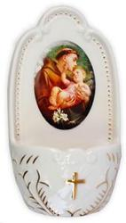 Saint Anthony Holy Water Font.