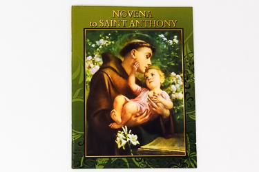 Saint Anthony Prayer Book.