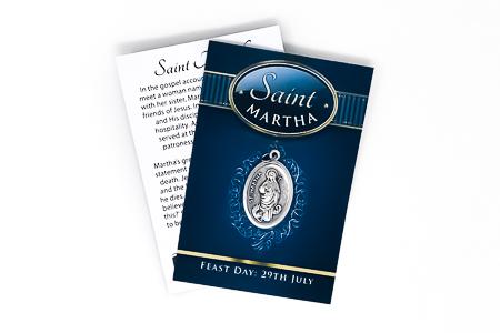 Saint Martha Medal.