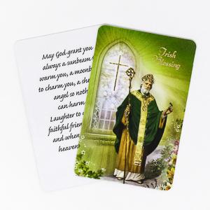 St. Patrick Card.