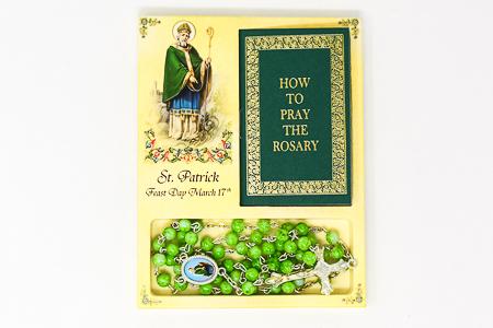 Saint Patrick Rosary.