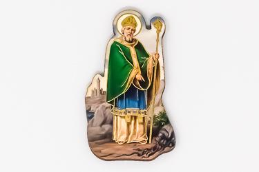 Saint Patrick Magnet.