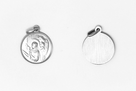 Saint Rita of Cascia Medal 16 mm.