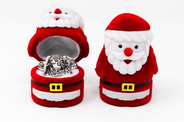 Santa Christmas Nativity Set.