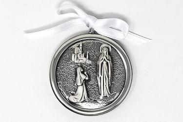 Lourdes Baby Crib Medal