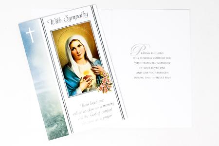 Sincere Sympathy Card.