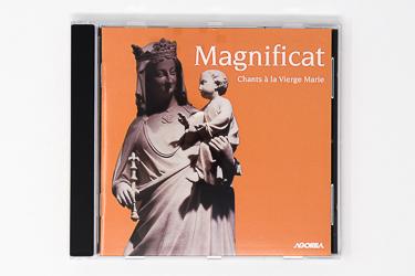Virgin Mary Music CD