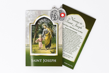 St.Joseph Relic Medal.