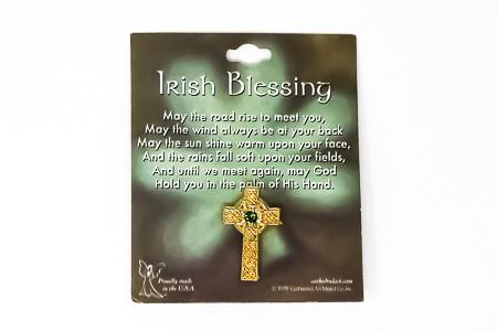 St.Patrick's Day Celtic Cross.