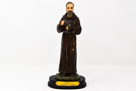 St.Pio Statue.