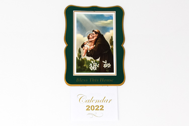 St. Anthony Bless this House 2022 Calendar.