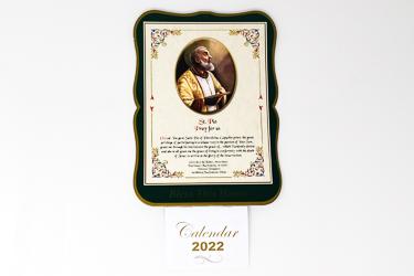 St. Pio Bless this House 2022 Calendar.