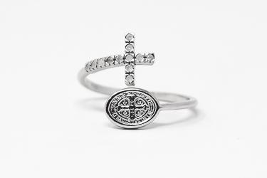 St Benedict Ring.